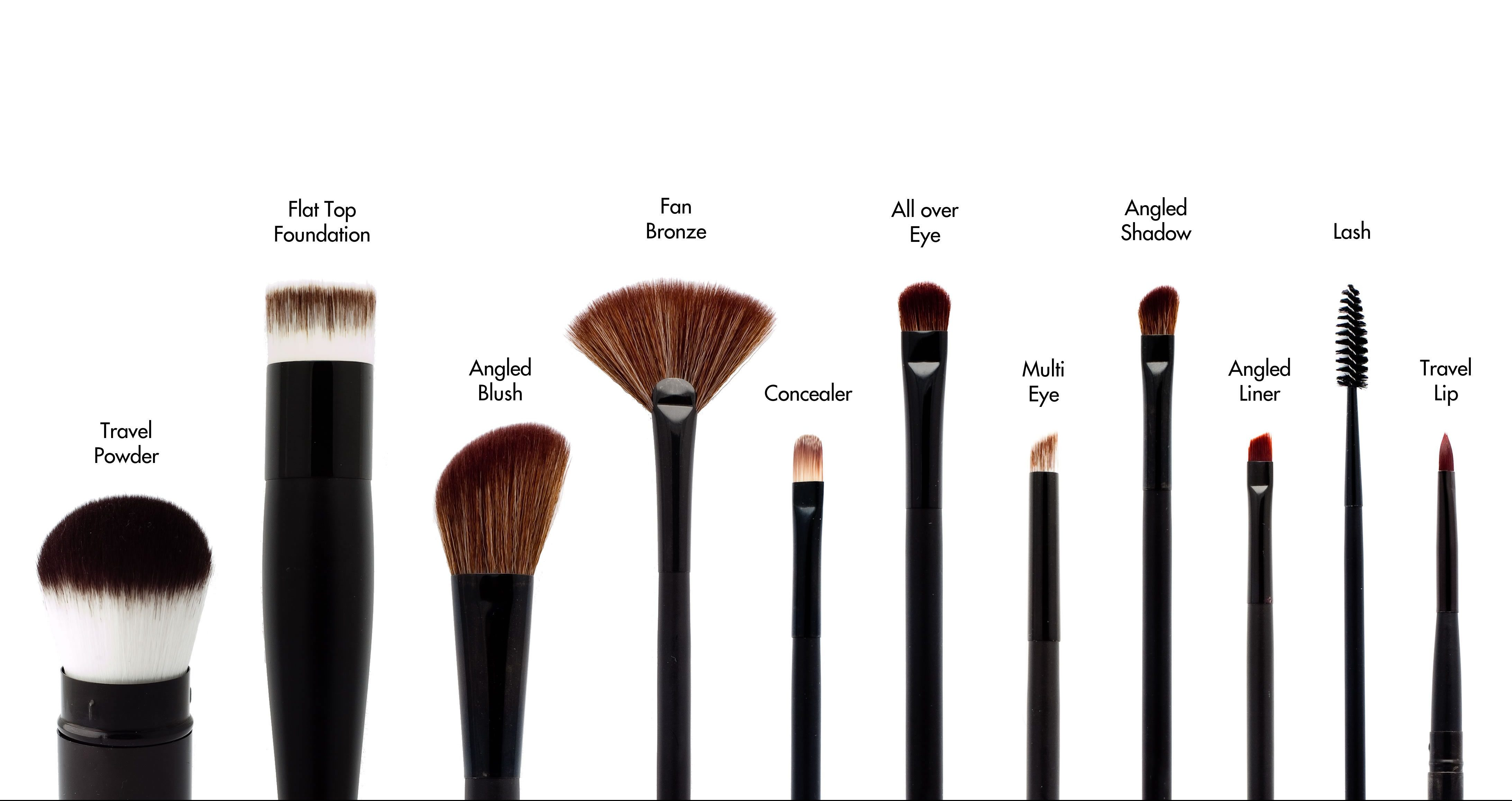 Makeup Brushes | Hiro Cosmetics
