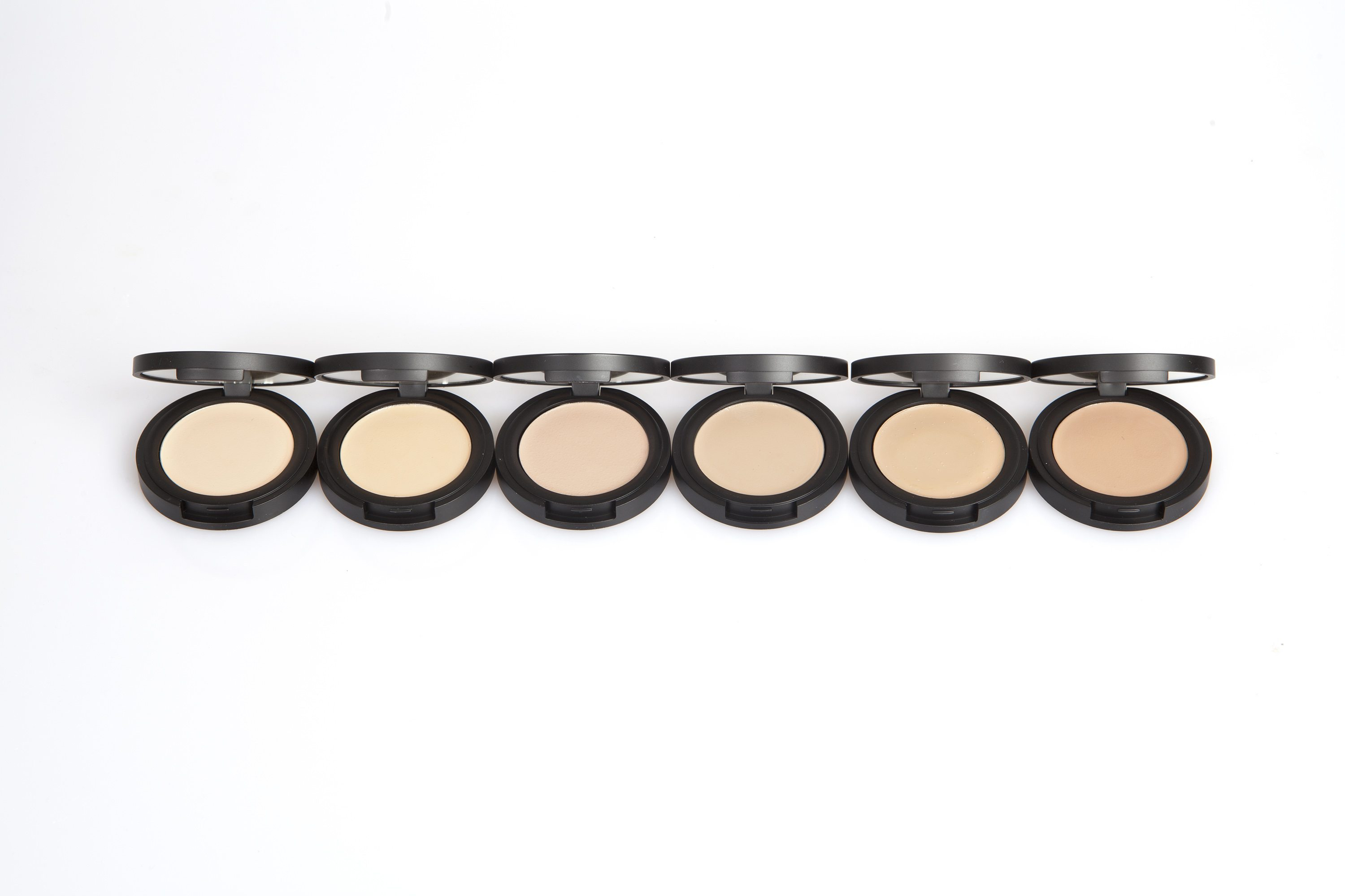 HIRO Natural Organic Wow Brow Eyebrow Pomade Swatches