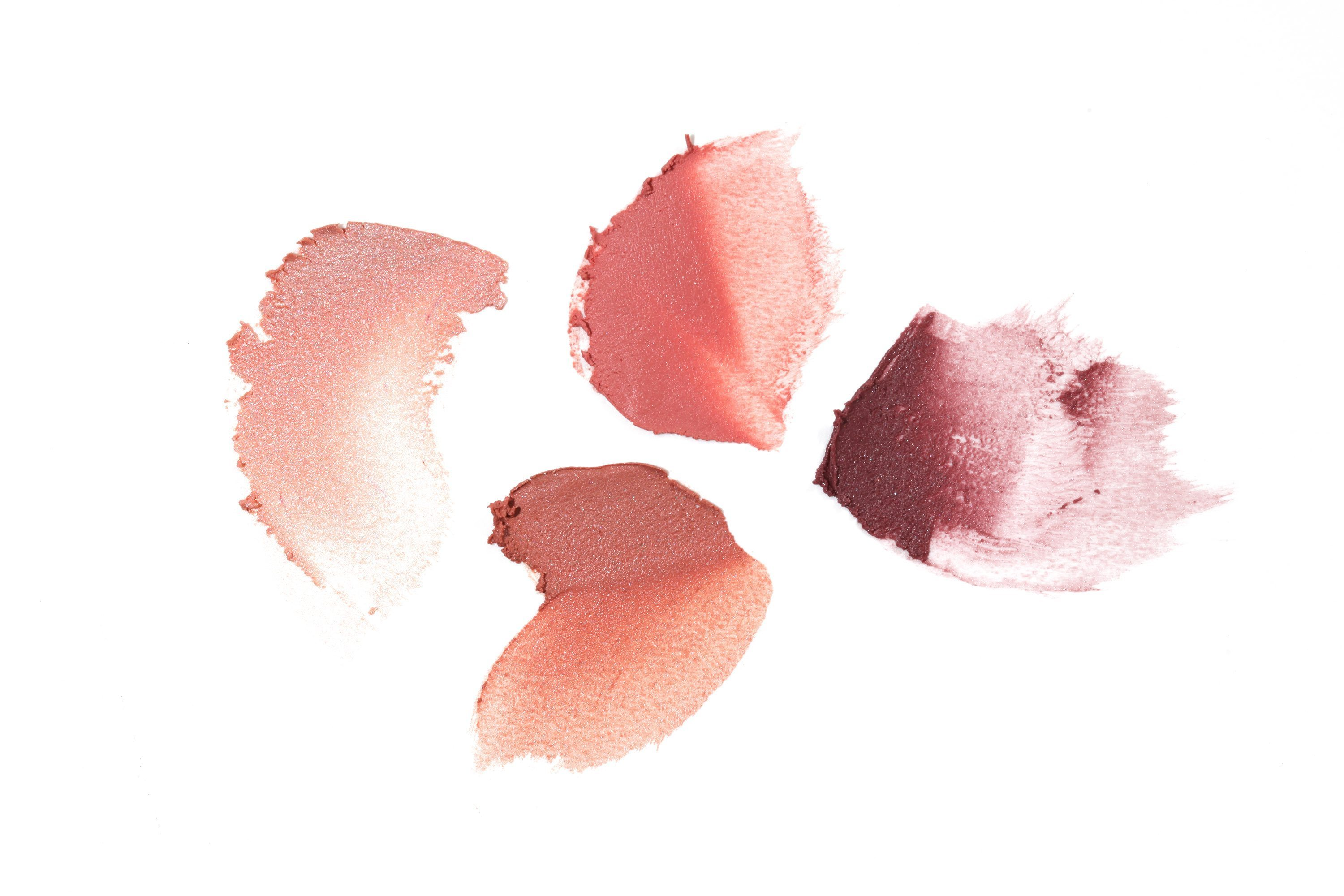 HIRO Natural Organic Multistick Swatches